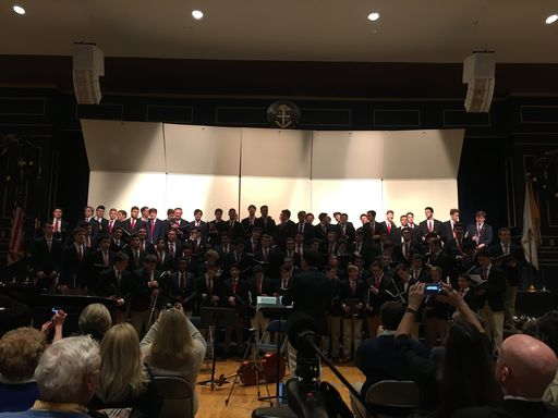 Music Department Hosts Annual Chorus Christmas Concert