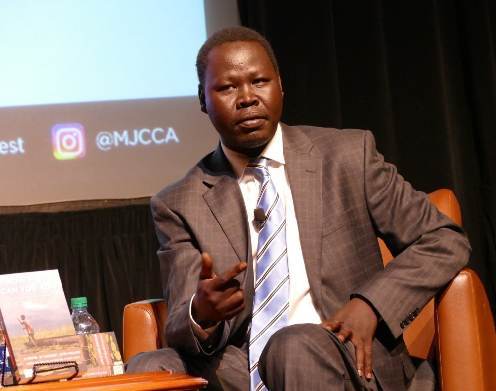 Global Studies Club to Host Evening Lecture with Michael Majok Kuch '04