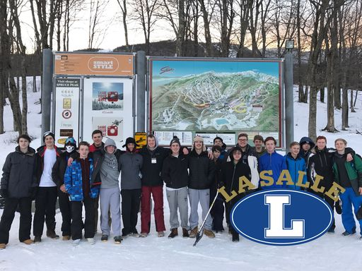 Ski Club Hits The  Slopes In Vermont
