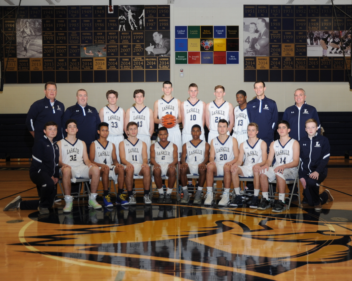 Varsity Basketball Team Clinches PCL Playoff Berth