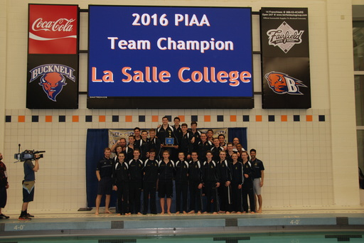 Swim Team Heads To Bucknell For PIAA State Championships