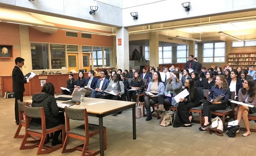 Global Studies Club Hosts 4th Annual De La Salle Model United Nations Event