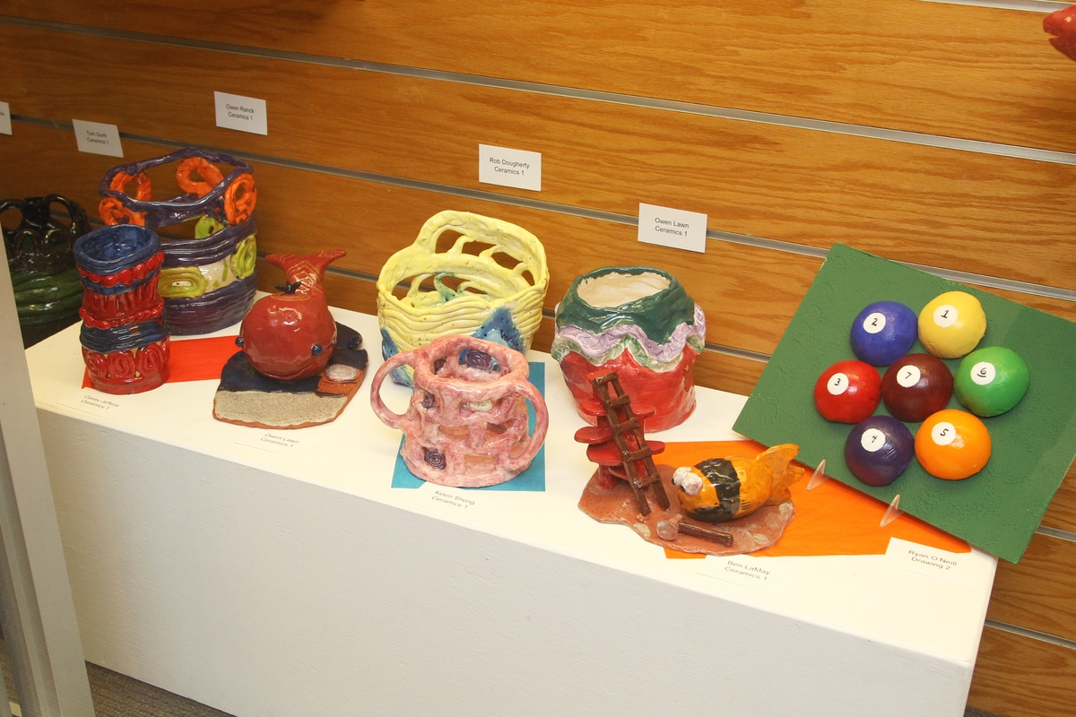 Excellence Award Winners Announced For Student Art Festival