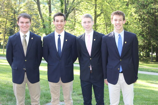 National Honor Society Elects 2017-18 Officers