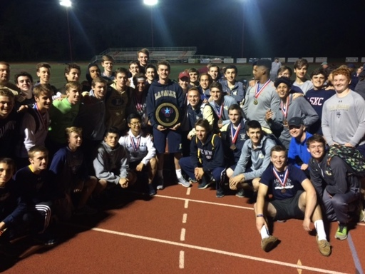 Track and Field Team Wins 3rd Consecutive Catholic League Championship