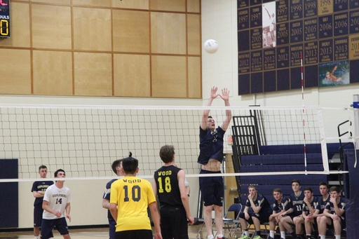 Volleyball Team Finishes Regular Season Perfect In PCL Play