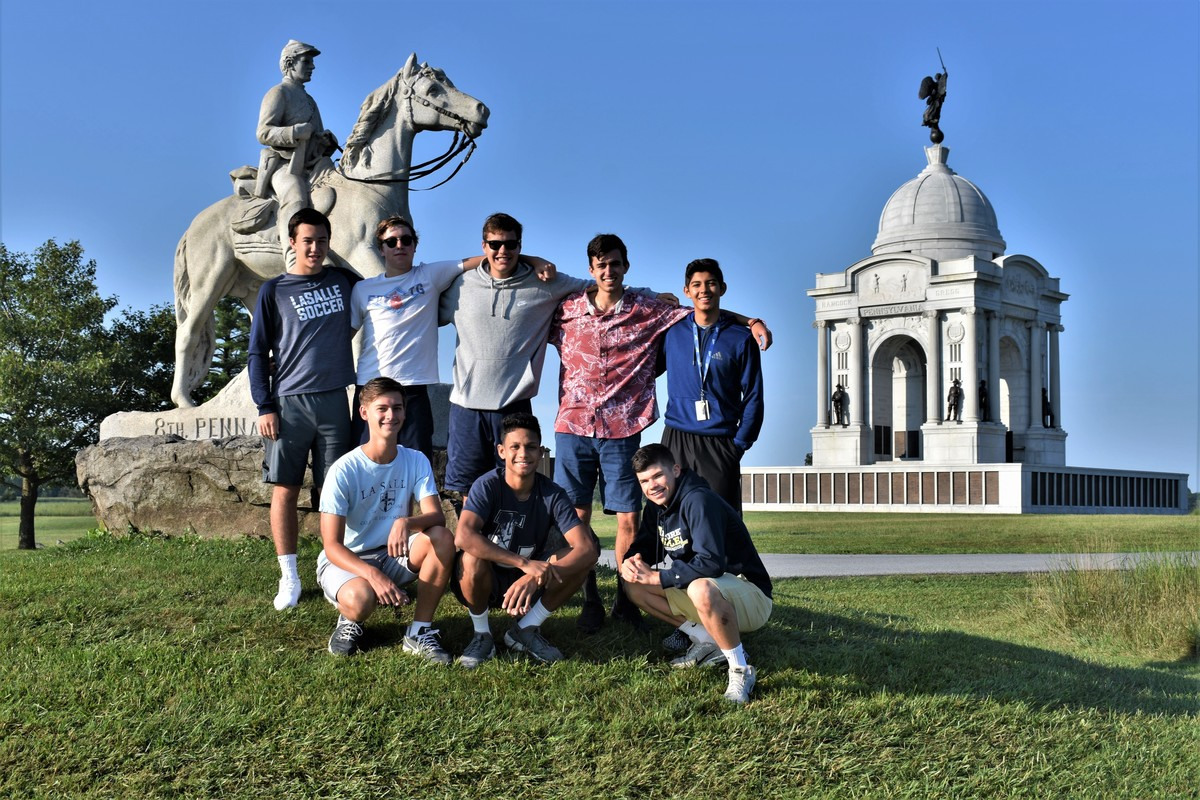 Yearbook Staff Attends Summer Workshop at Gettysburg College