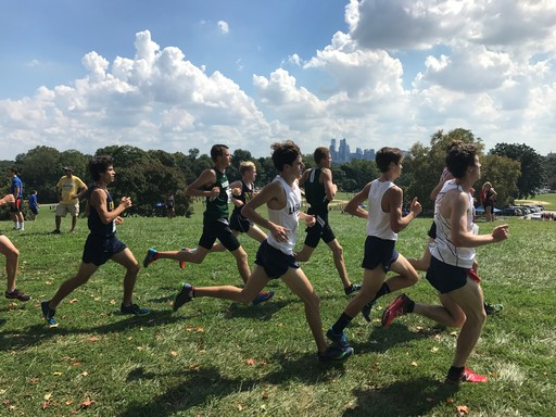 Cross Country Team Wins Briarwood Invitational