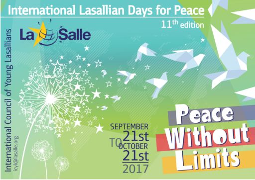 La Salle Community Participates In 2017 International Lasallian Days for Peace