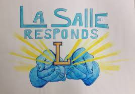 """La Salle Responds"" Initiative Off To A Great Start"