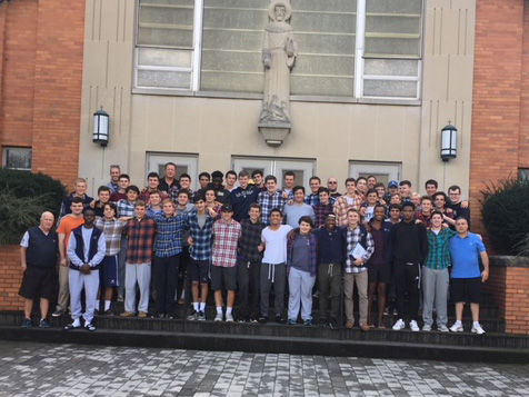 Kairos Retreat Begins Twentieth Year at La Salle with 37-117