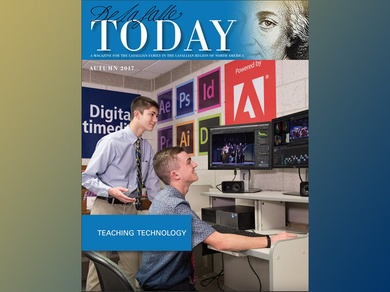 La Salle's Office of Information Technology Profiled by De La Salle Today Magazine