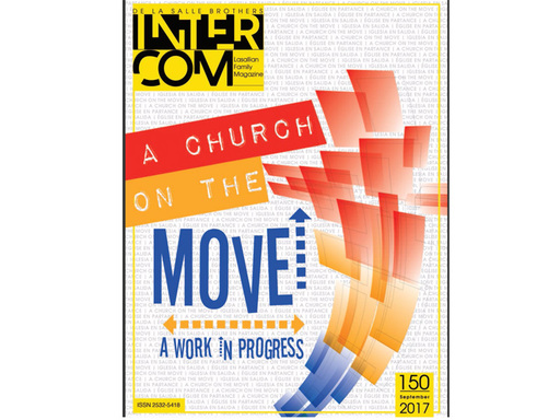 "La Salle's Service Program Featured in Lasallian International Magazine - ""Intercom"""