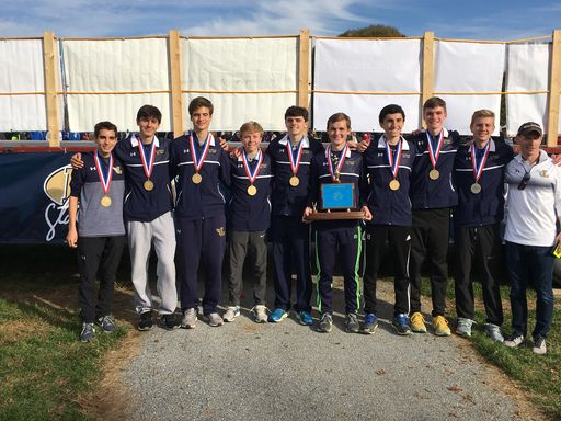 Cross Country Team Wins PIAA State Championship