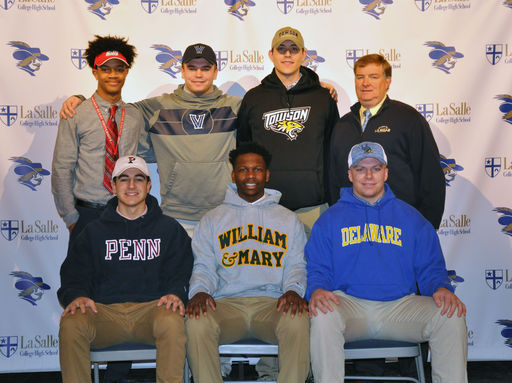 Six Football Players Commit on National Signing Day