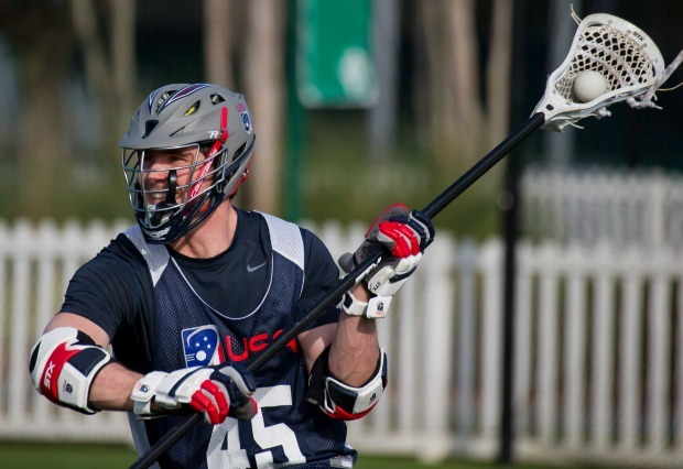 Tucker Durkin '09 Named To US National Lacrosse Roster
