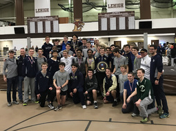 Indoor Track and Field Team Wins 4th Consecutive PCL Championship