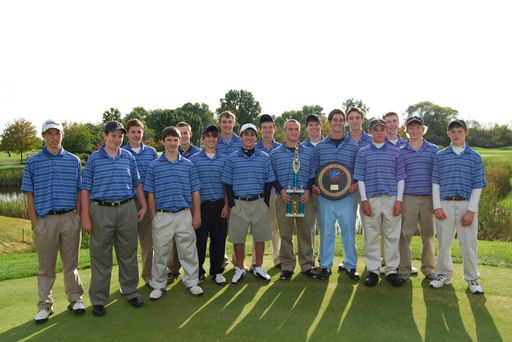 Golf Team Wins Third Consecutive PCL Championship