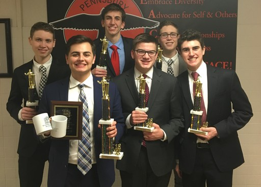 Speech and Debate Teams Wins 14th Straight District Championship