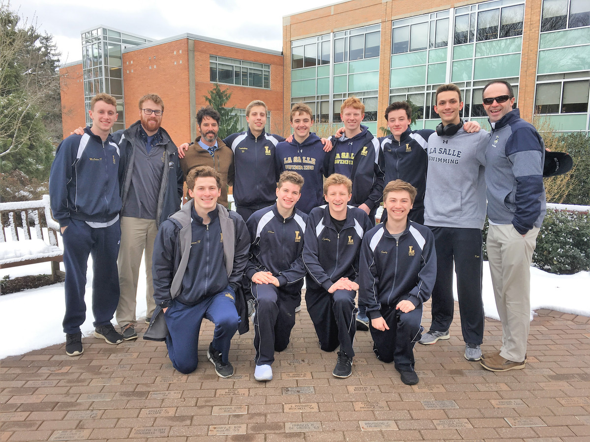 Swimming Team Competes in PIAA State Championships