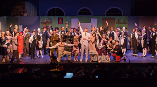 La Salle Theater Performs Four Amazing Shows Of The Drowsy Chaperone