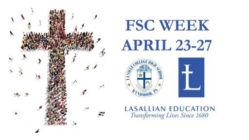 La Salle Community To Celebrate FSC Week