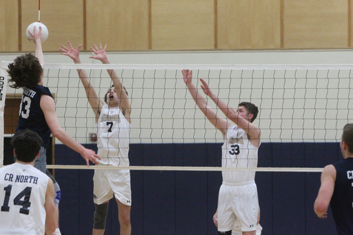 Volleyball Team Sets PCL Record With Perfect Regular Season