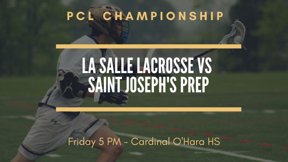 Varsity Lacrosse Team Advances To PCL Championship