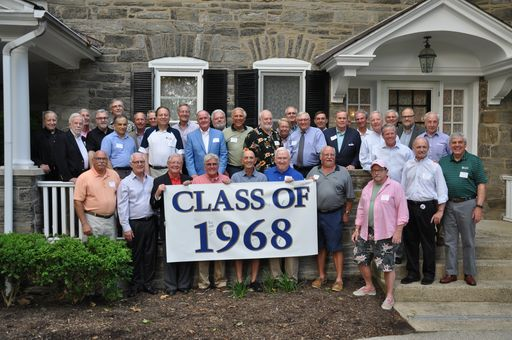 The Class of 1968 Celebrates Golden Anniversary