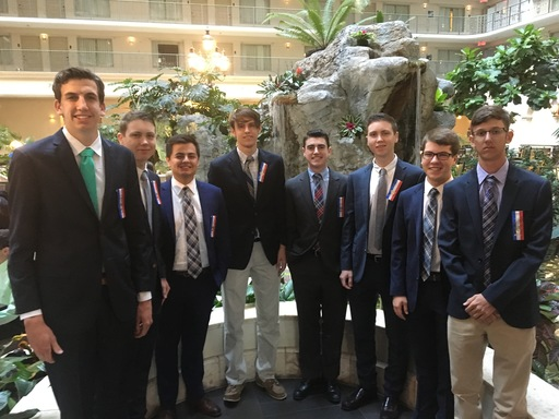 Speech and Debate Team Makes History At Nationals
