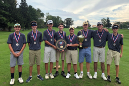 Golf Team Wins Fourth Consecutive Philadelphia Catholic League Championship