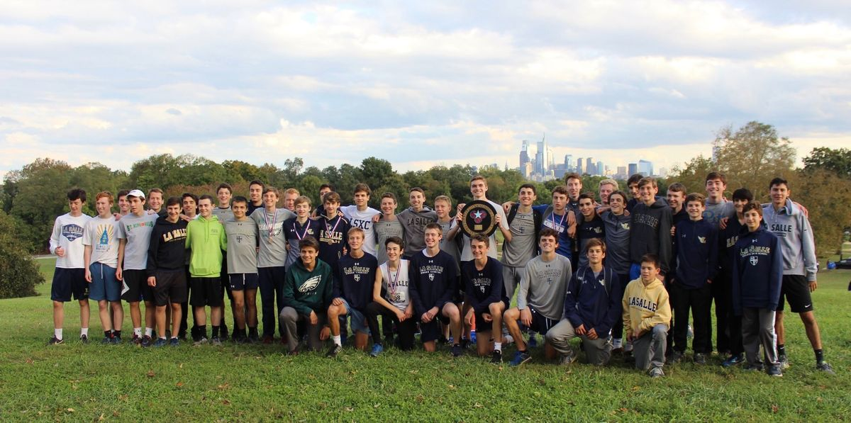 Cross Country Wins Fourth Straight Catholic League Championship