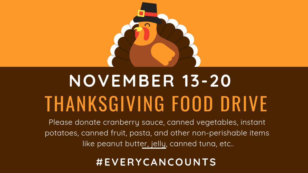 Ministry and Service Team To Host Annual Thanksgiving Food Drive