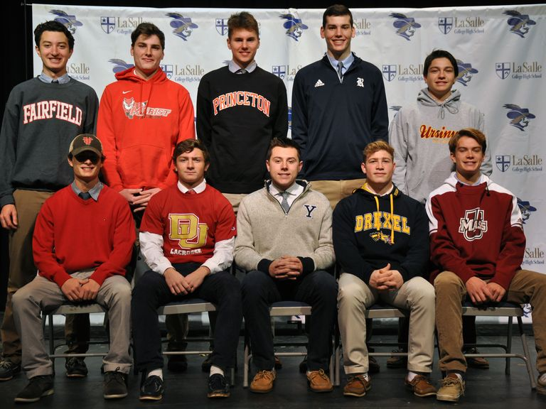 Student-Athletes Commit To Colleges On National Signing Day