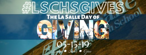 Coming Soon - Day of Giving #LSCHSGIVES