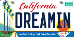 California Dreamin' - Auction 2019