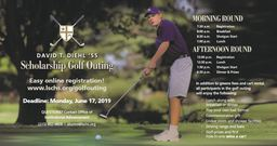 David T. Diehl '55 Scholarship Golf Outing
