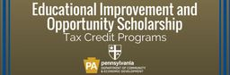 Pennsylvania Personal Tax Credit Program