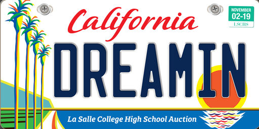 California Dreamin' - Auction - Tickets Selling Fast