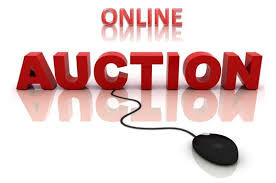 Online Auction Opens Sunday, October 20, 2019