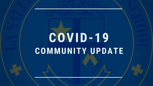 How COVID-19 is Affecting La Salle College High School