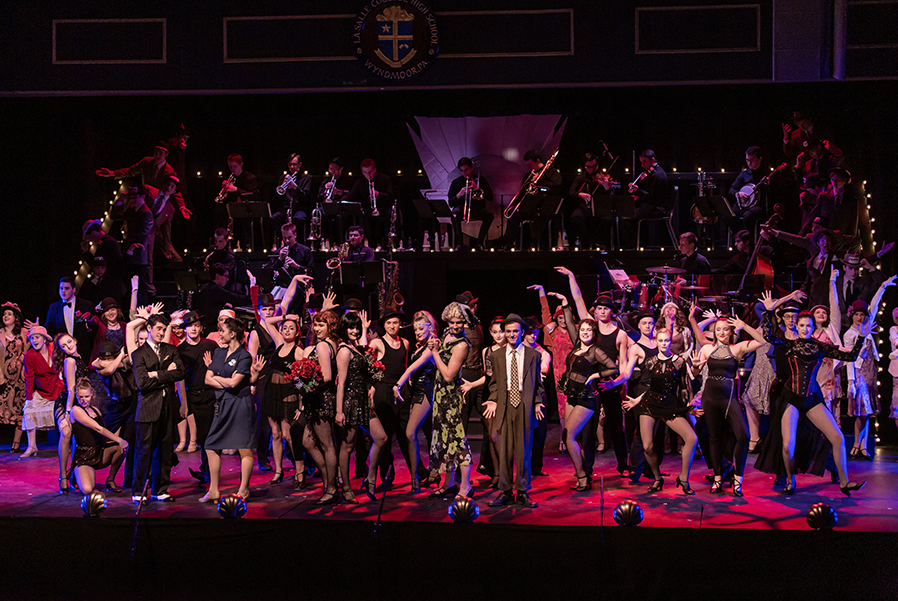 chicago musical cast