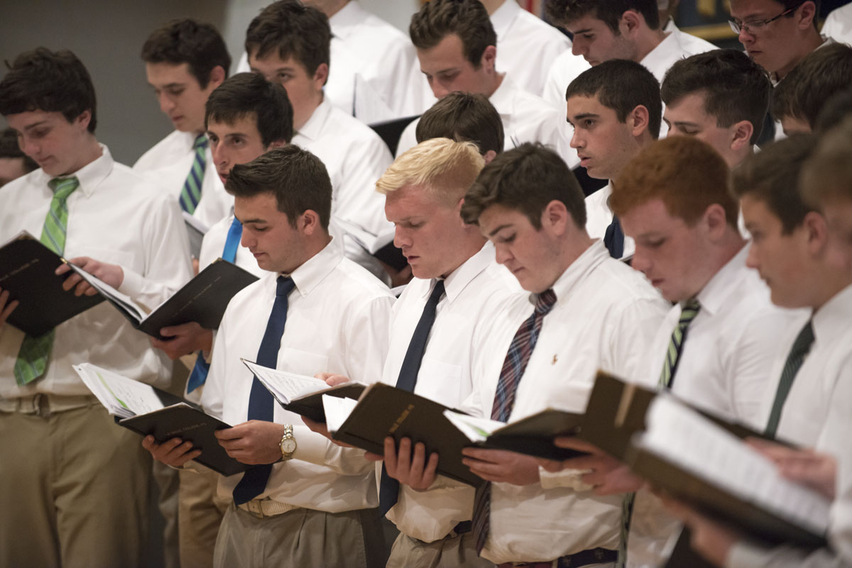 all boys choir