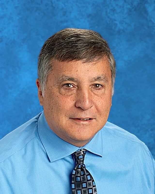 Headshot of Joseph Parisi, Athletic Administrator